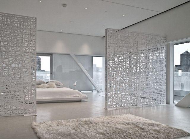 Resultado de imagen para divisiones decorativas para for Puertas decorativas para interiores