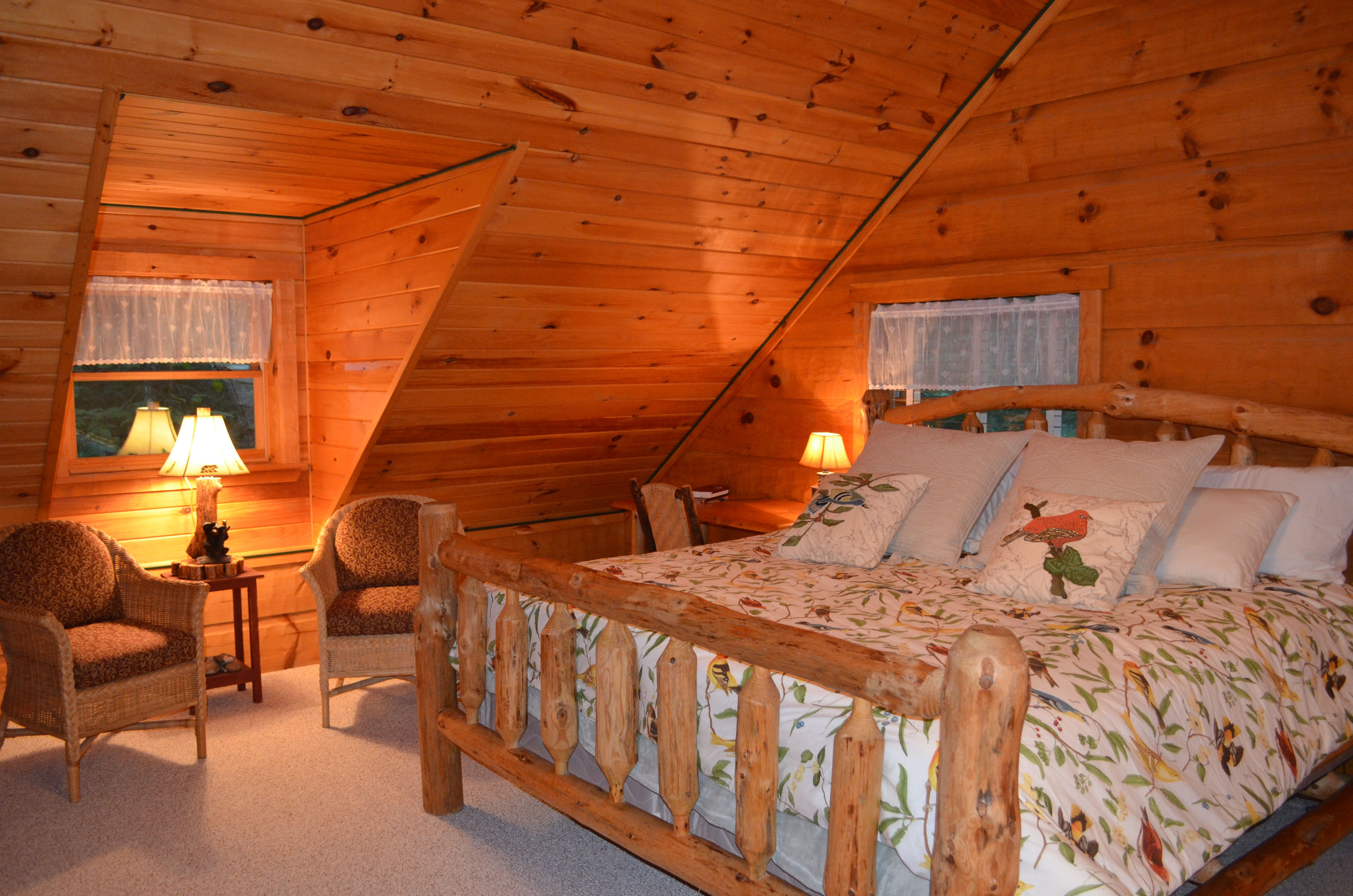 cabin cabins so relaxing com alaska log vrbo sale in bedroom for master pin