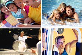 Kearns Oquirrh Park Fitness Center Summer Fun Family Fun Fitness Center