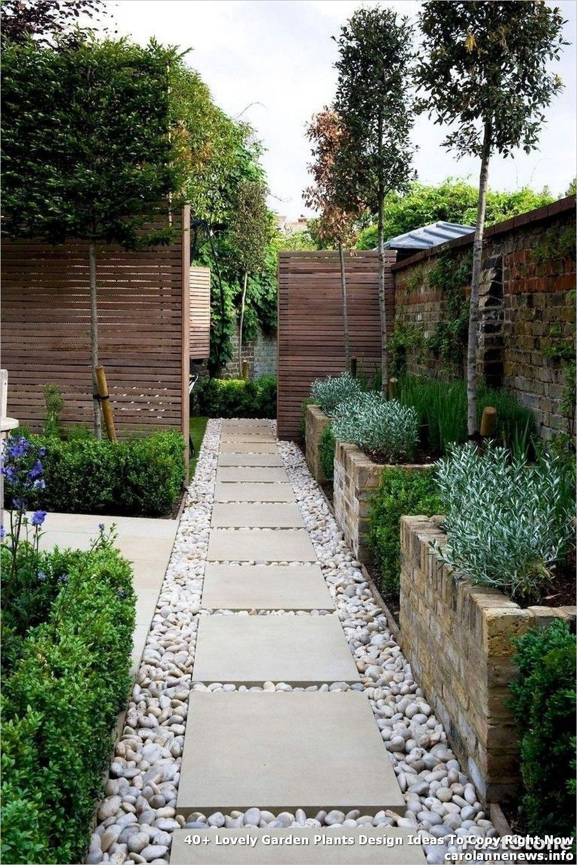 40 Lovely Garden Plants Design Ideas To Copy Right Now Small Backyard Garden Design Small Backyard Gardens Backyard Garden Design Backyard & garden design ideas magazine