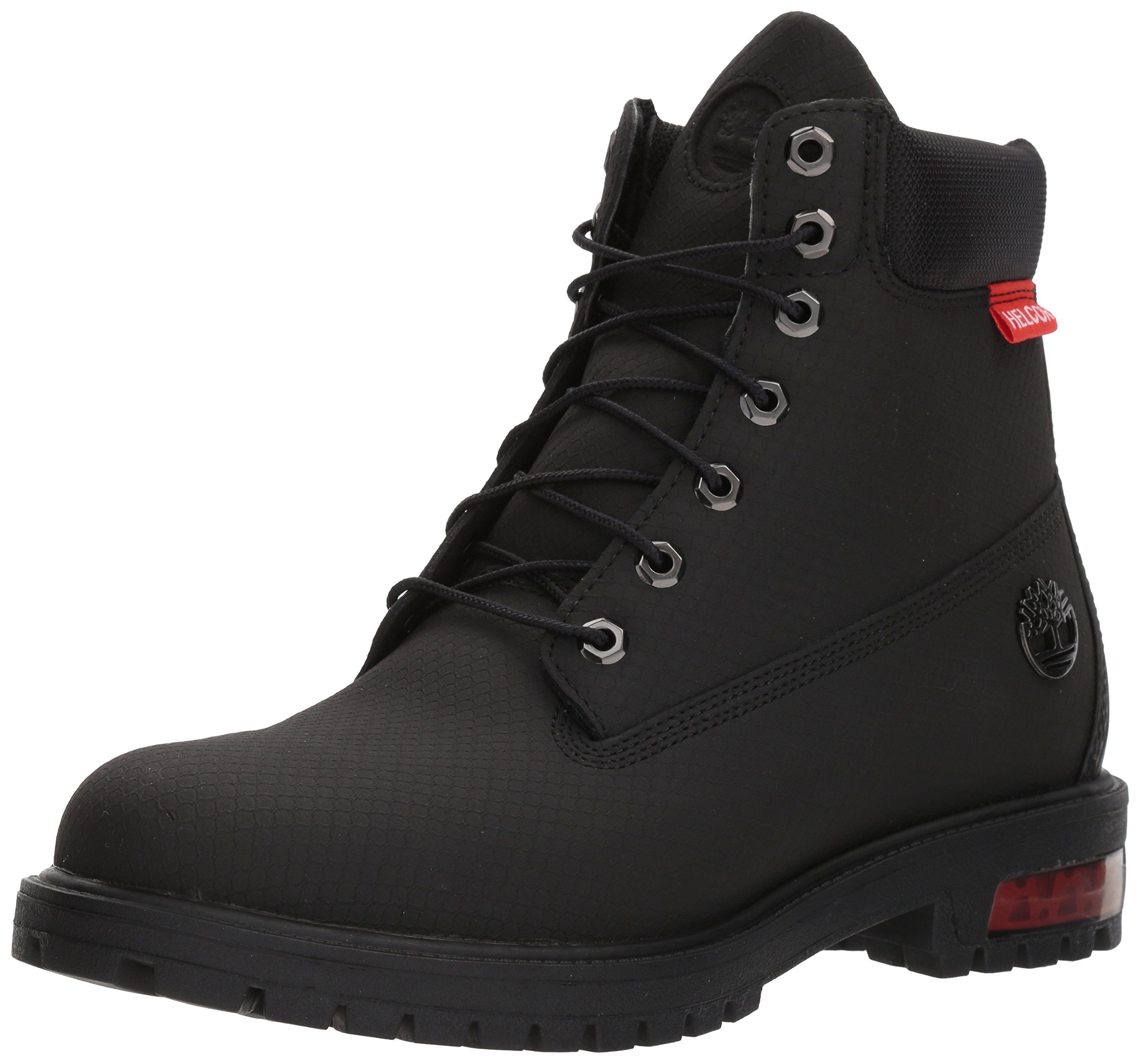 Timberland Mens 6Inch Scuff Proof LaceUp BootBlack7 M US * Want to know  more, click