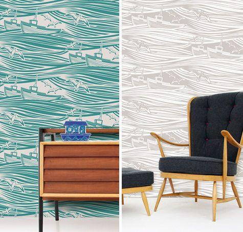 Make Your Own Wallpaper Mini Moderns Whitby Design Make Your Own Wallpaper