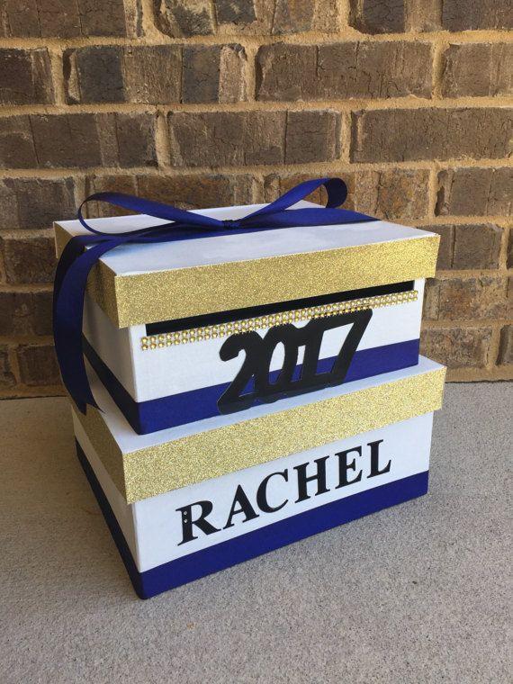 Decorative Card Boxes 2017 Graduation Card Box Card Holder Letterdesignedbyadaeze