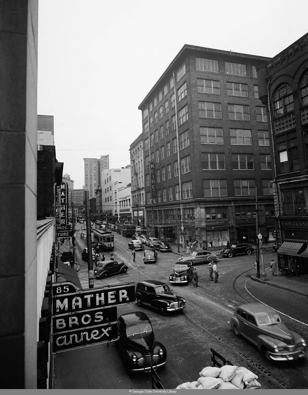 kessler lofts, 1947 Vintage photographs