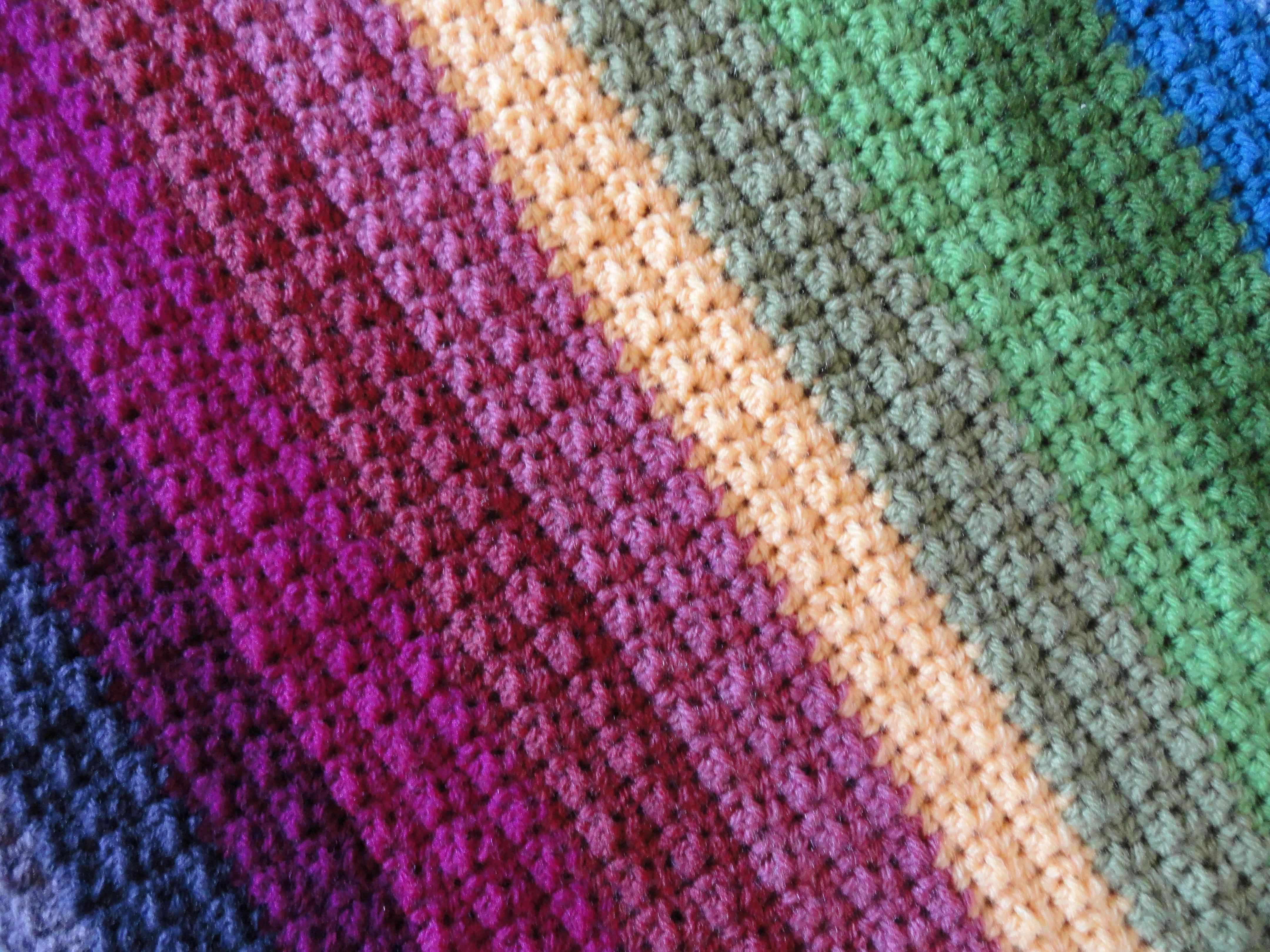 Free pattern crochet z pattern afghan crochet striped afghan free beginner afghan stitches free online crochet afghan patterns bankloansurffo Image collections