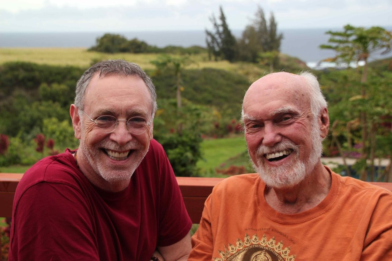 Ram Dass Here and Now Podcast - Be Here Now Network