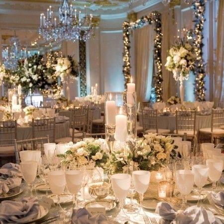 Matrimonio Tema Inverno : Tema matrimonio bianco e oro cerca con google vestidos