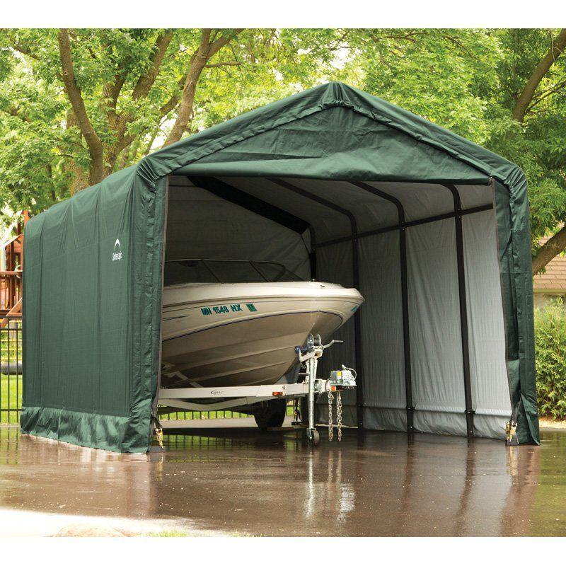 ShelterLogic 20 x 12 x 11 ft. ShelterTube™ Storage Garage