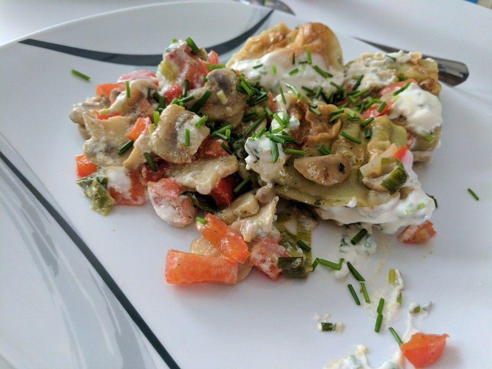 maultaschen pfännchen rezept rezepte einfache
