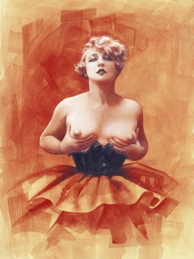 Need erotic art poster yva richard great