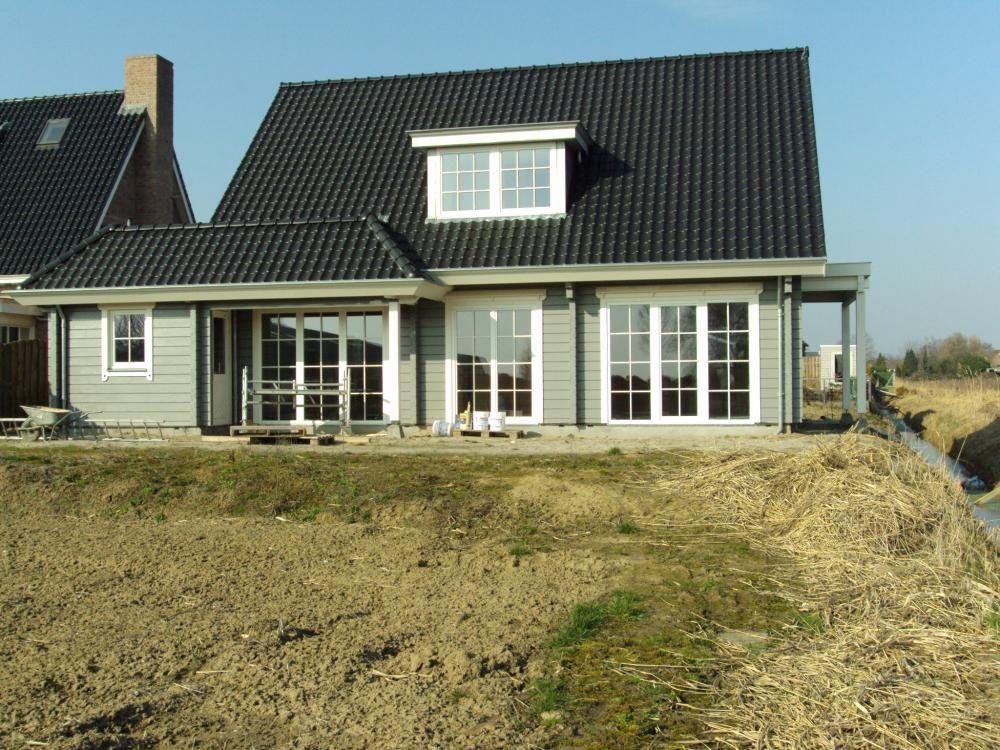Prijs huis bouwen kosten huis bouwen stenen schuur bouwen for Aannemer huis bouwen