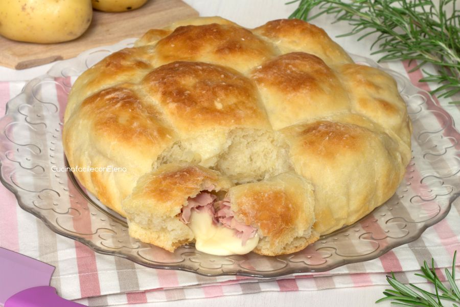 danubio di patate
