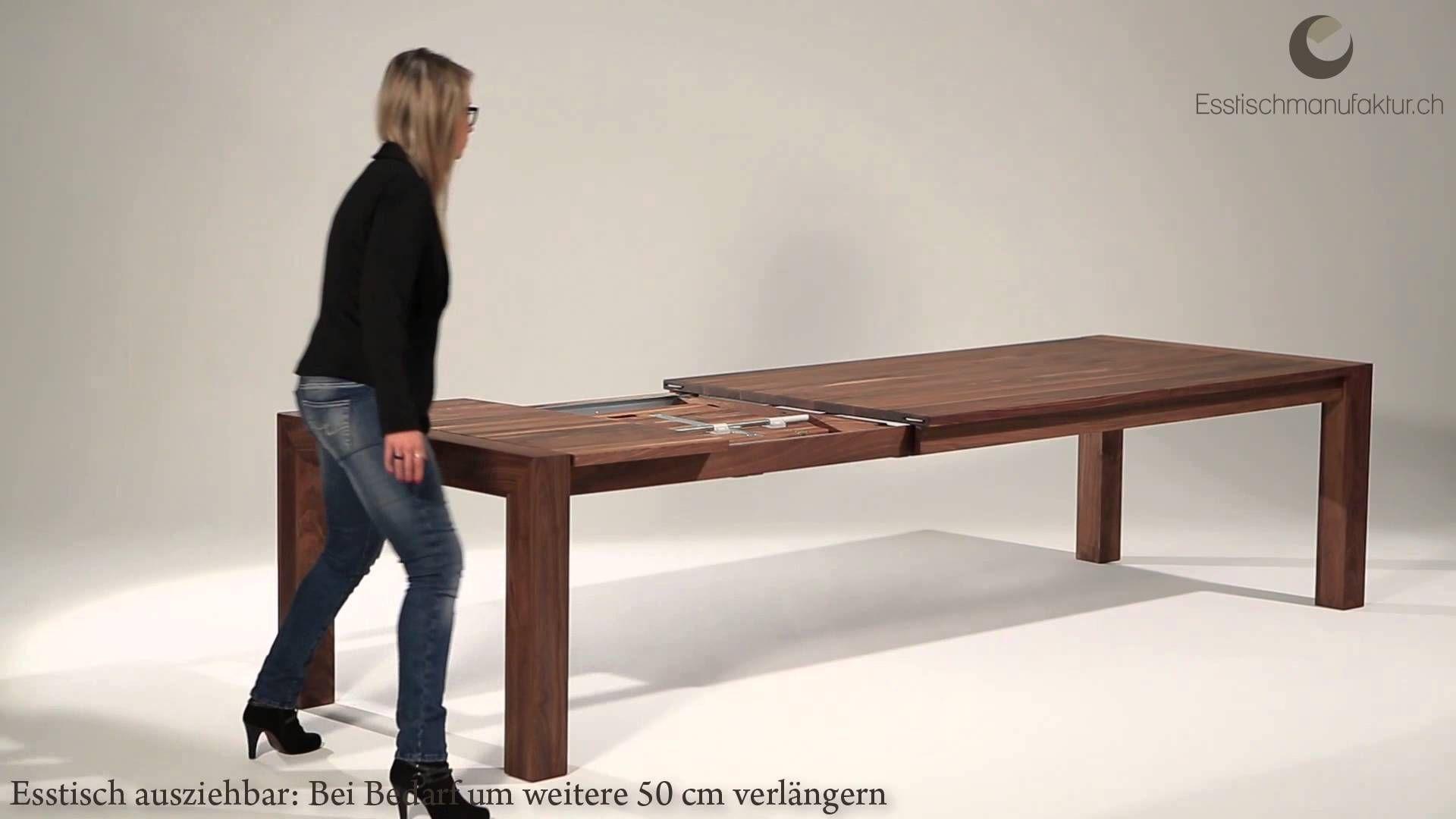 tisch massivholz ausziehbar 2 Deutsche Dekor 2018