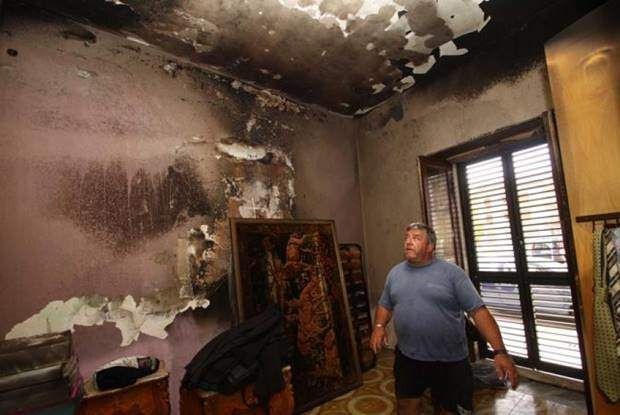 Image result for canneto di caronia fires poltergeist