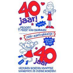 40 Jaar Samen Gedicht