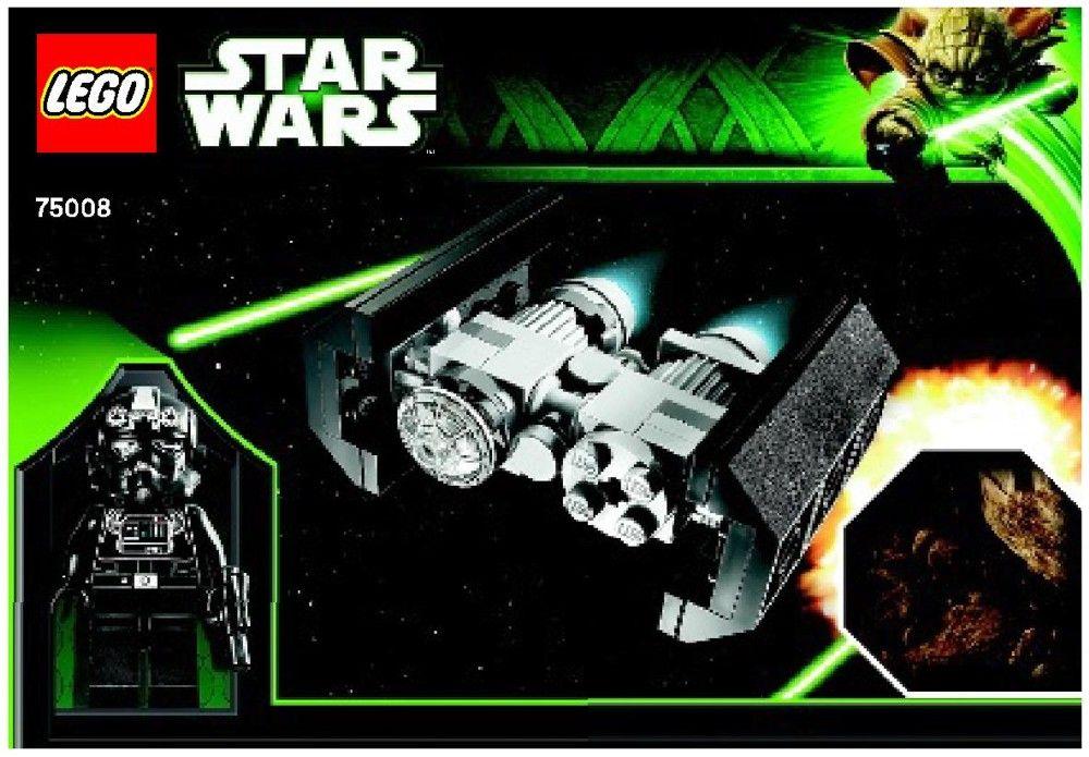 Star Wars Tie Bomber Tm Asteroid Field Lego 75008 Lego
