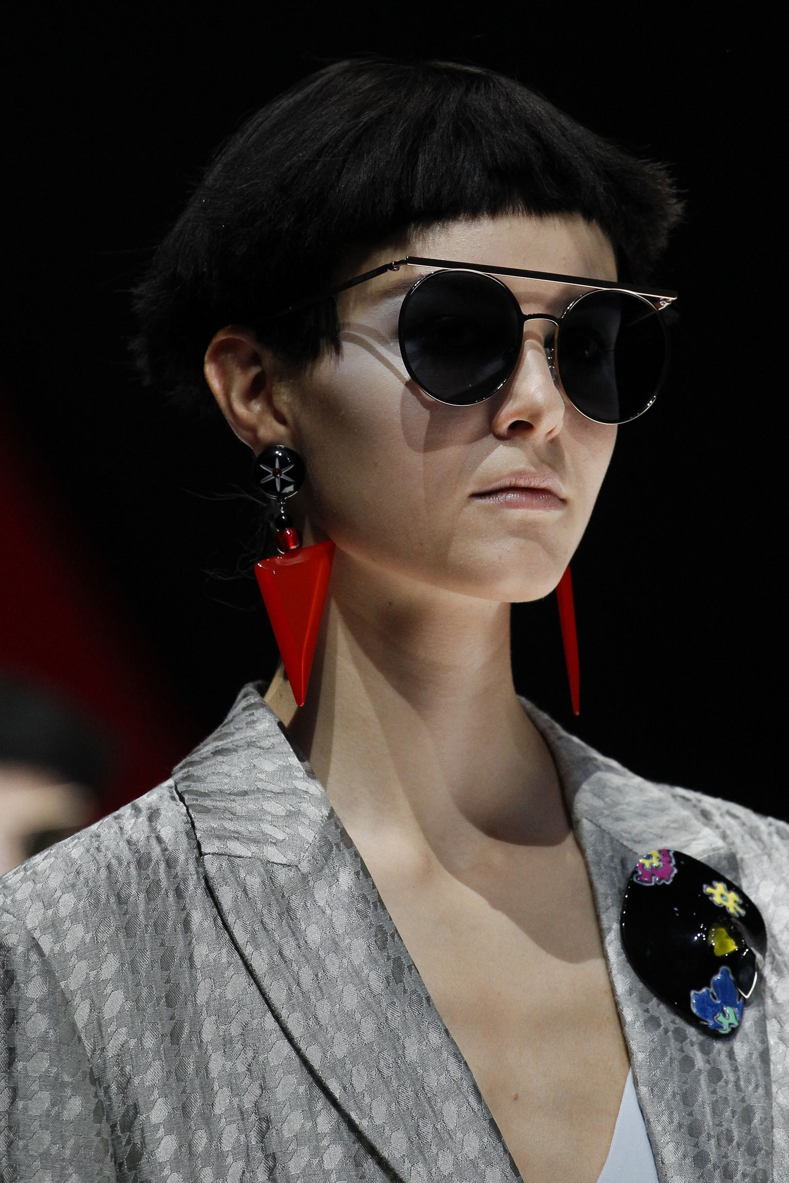 55093fdacf1 Vogue s Ultimate Sunglasses Guide Spring Summer 2018