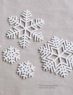 hama snowflake - Google-søk