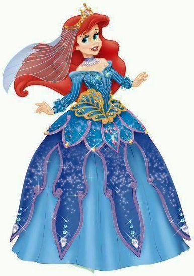 Little Mermaid\'s Ariel via www.Facebook.com/pages/Princess-Ariel ...