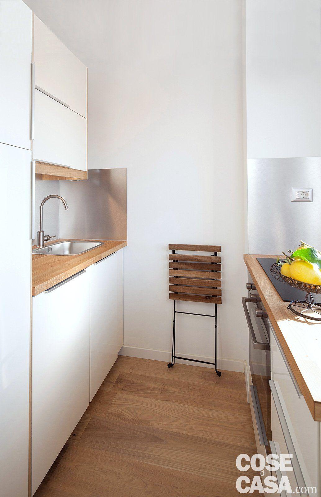 Bilocale di 40 mq casa mini, comfort maxi nel 2020 Case