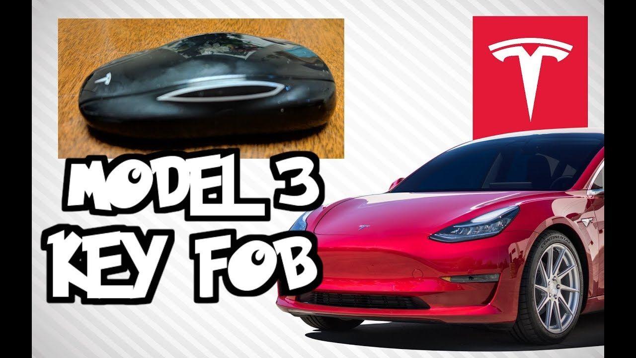 Tesla model 3 key fob setup usage guide tesla model