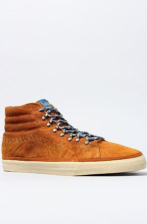 3510e3d9461358 The Sk8-Hi Reissue CA Sneaker in Artisan Gold by Vans Footwear ...