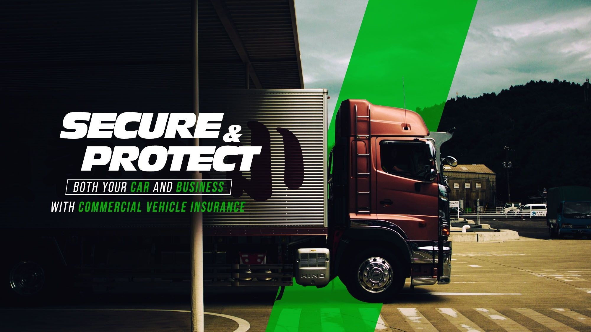 Secure and protect both your car and business with