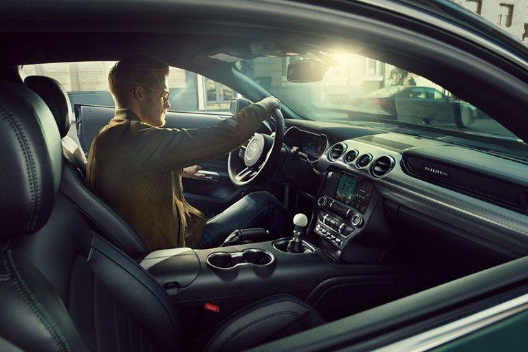 2019 Mustang Bullitt Interior Mustang Bullitt Ford Mustang