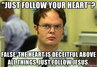 Haha Your Funny Meme : Haha ain t that the truth about our hearts funny