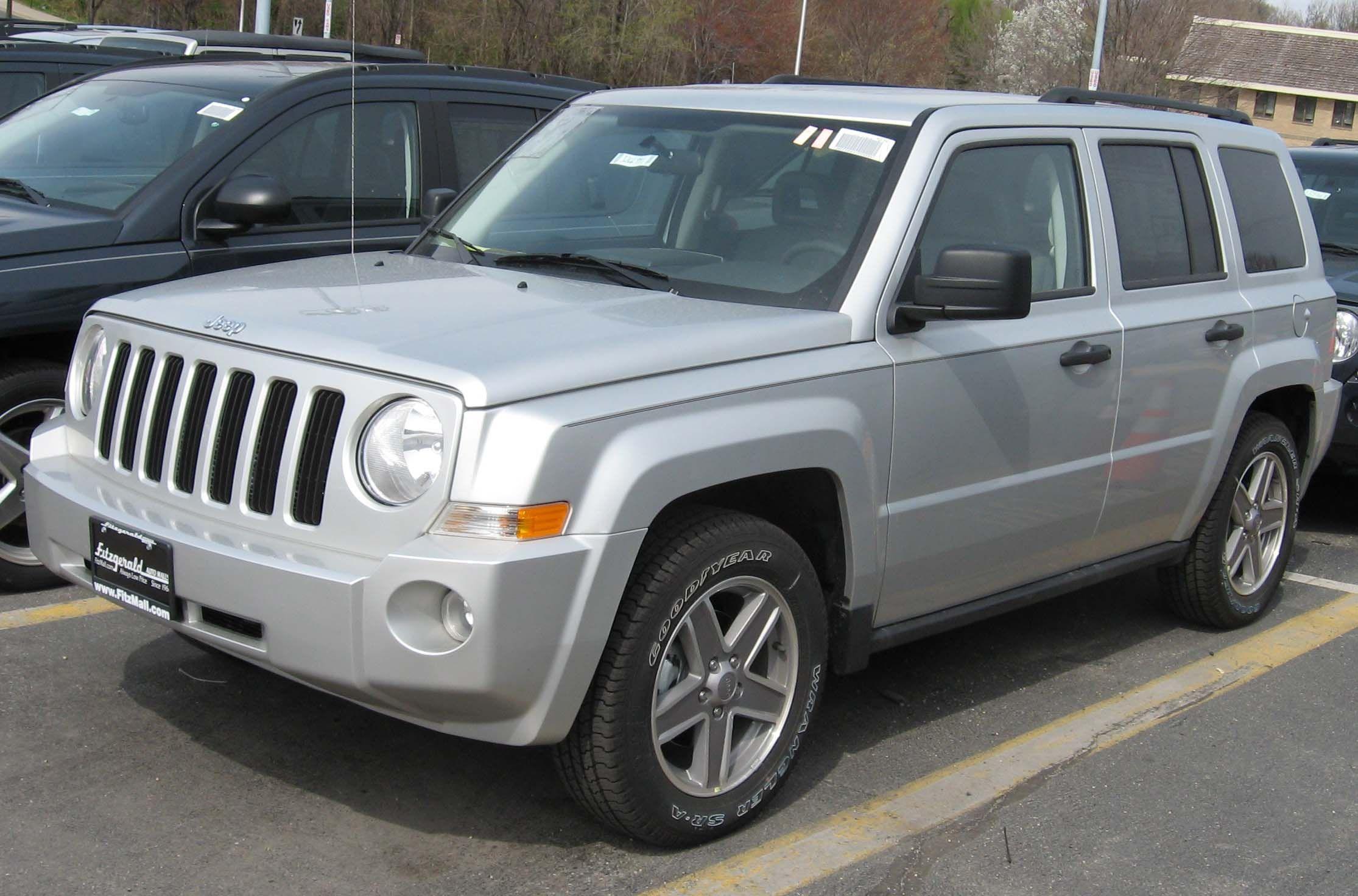 40+ Jeep patriot 2010 silver trends