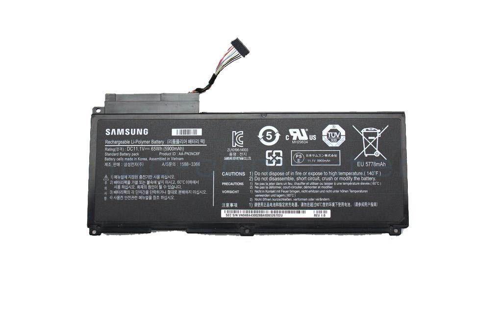 Original 65wh Batterie Pour Samsung Aa Pn3vc6b Chargeur Batterie Batterie Samsung