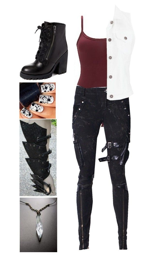 """""""Untitled #225"""" by bleeding-neverland on Polyvore featuring BKE core, maurices and Ash"""