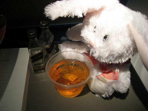 Easter Bunny Drinks