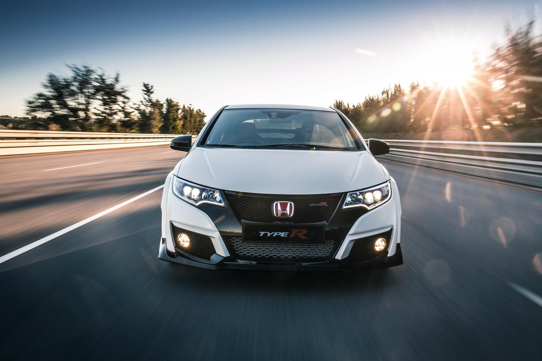 «Заряженная» 2016 Honda Civic Type R дебютирует в Женеве