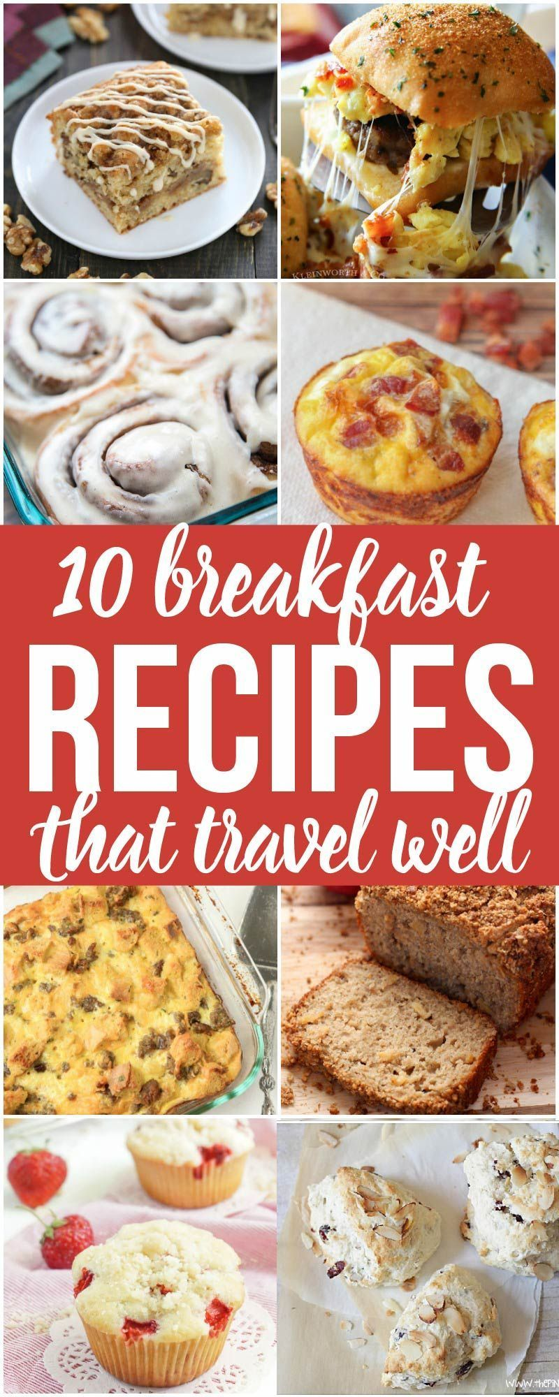Recipes That Travel Well tailgatefoodmakeahead Traveling
