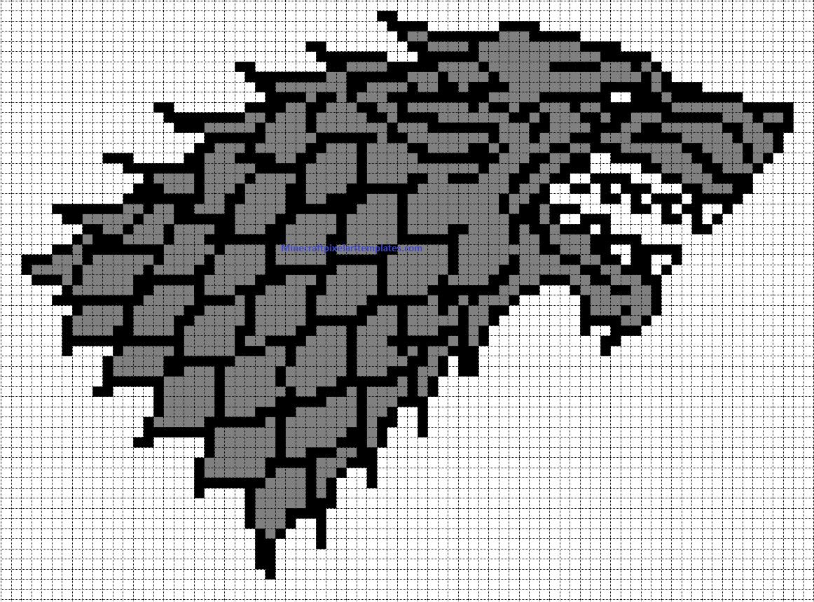 pixel art game of thrones