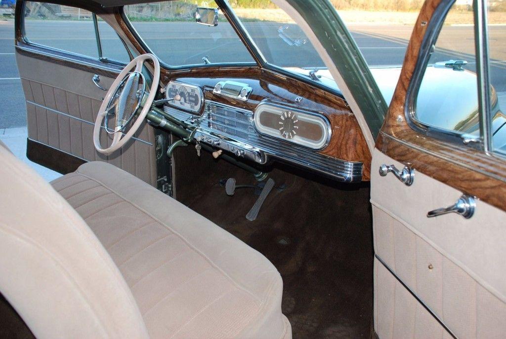 1948 Oldsmobile Club Sedan Fastback | oldsmobile 1948 | Pinterest ...