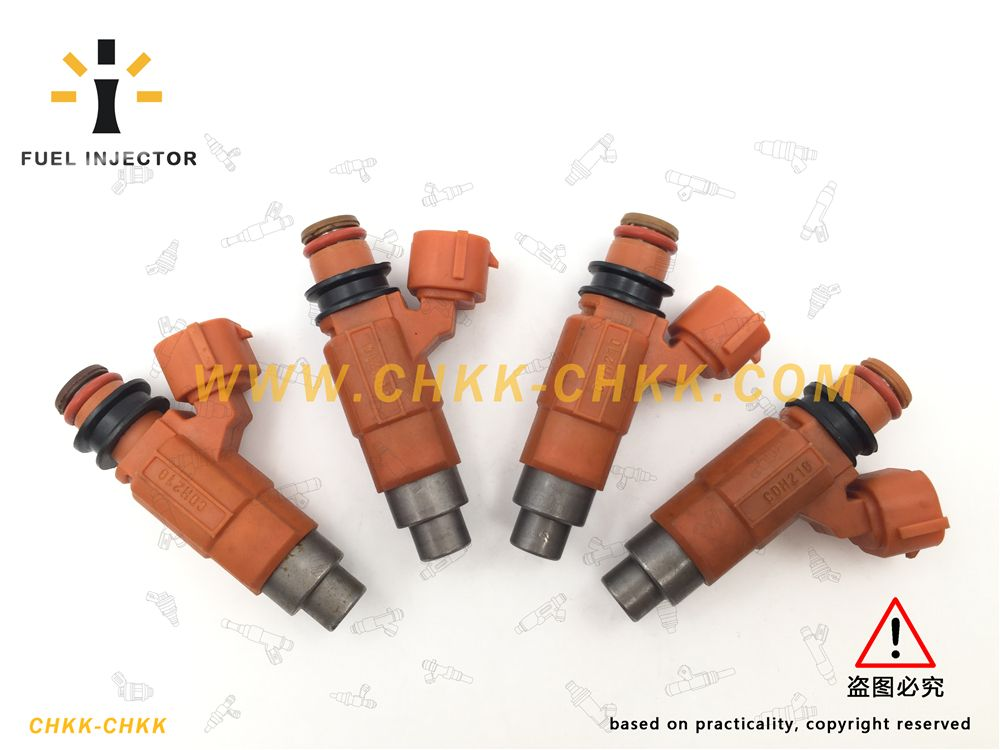 Mercury 115  EFI  4 Stroke 2001-2006  Fuel Injector Part# 880887T1  set of 4