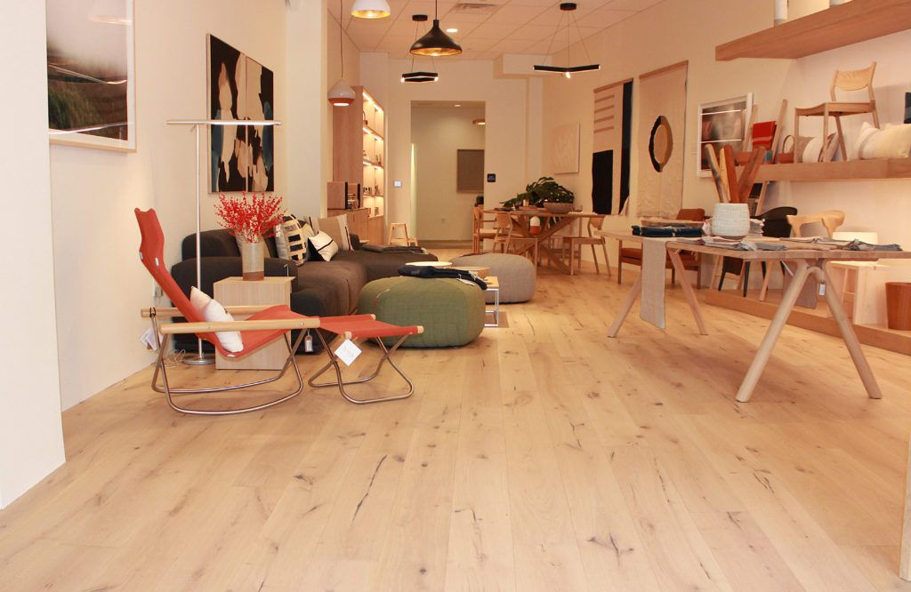 Prevalent Projects Store Pre Finished Installation Hardwood Floors Installation Flooring