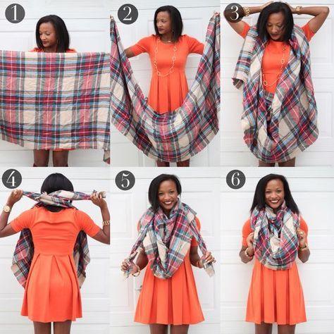 6589810927dd Conseils pour savoir comment plier foulard pour homme et femme, de quelle  façon mettre son