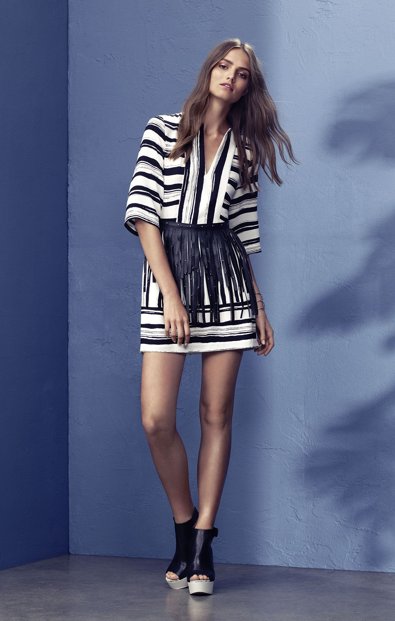 Annora Striped Dress #spring2016 #stripes | Haute Couture ...