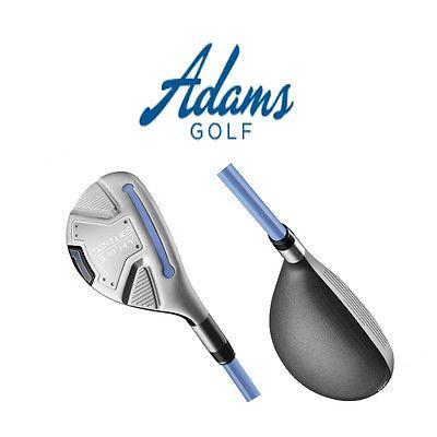 #Adams golf ladies #tight lies #hybrid/rescue #4 , #5 , #6 - new,  View more on the LINK: http://www.zeppy.io/product/gb/2/161731738630/