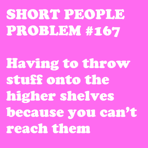 Haha!  I do this ALL the time!  I seriously need to buy a step stool for every room in the house - yes, I'm that lazy to lug around the one I have all over the place.