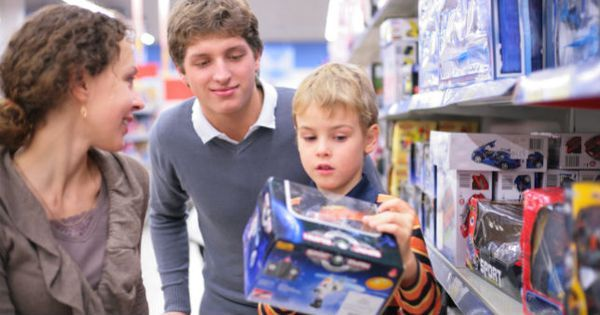 For an autistic child, toy shopping can feel a little like Times Square during the holidays.