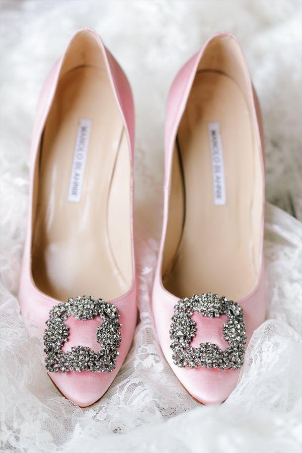 Manolo Blahnik Wedding Shoes Complete Your Look