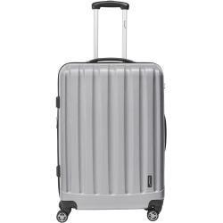 Photo of Packenger Velvet 4-wheel travel suitcase -L- 72 cm silver Packenger