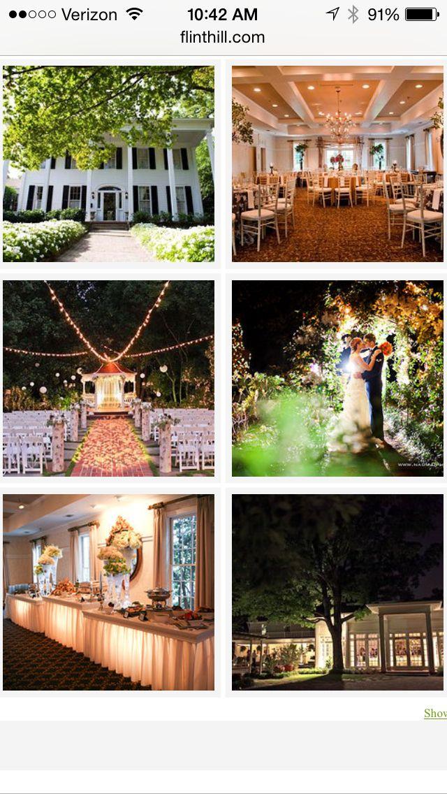 Flint Hill Wedding Venue Norcross Ga