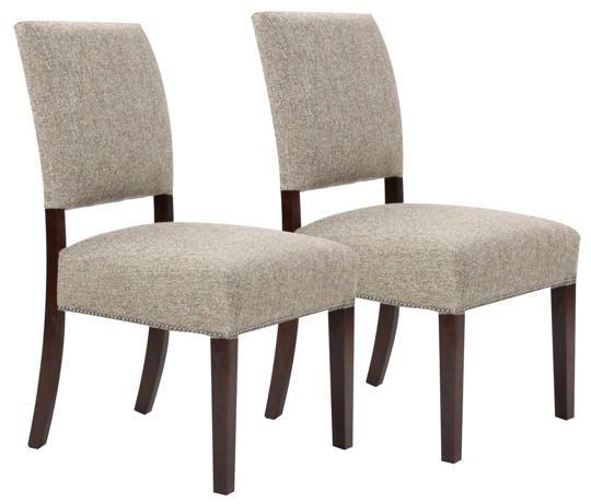 Open Parson Chair(Set Of 2)   Art Van Furniture