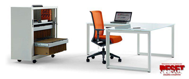 Productos con diseños vanguardistas que responden a las últimas tendencias del mercado en mobiliario de oficina.     - Escritorios     - Archivadores     - Sillas  http://miempresa.com.co/mobiliario.html