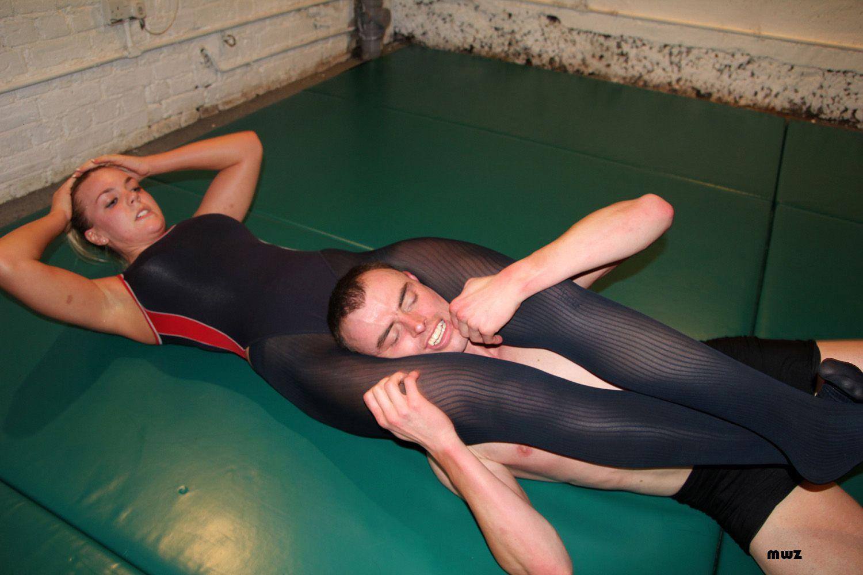 mixed wrestling zone: karmen vs. micksta the rematch preview